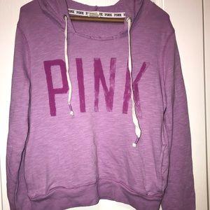 Purple VS PINK Hoodie